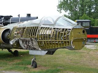 Starfighter Gerippe