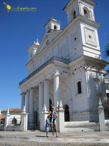 A Quick El Salvador Travel Guide  - plaza-centrico-suchitoto-el-salvador-family-friendly