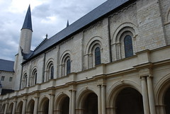 Abbazia di Fontevrault