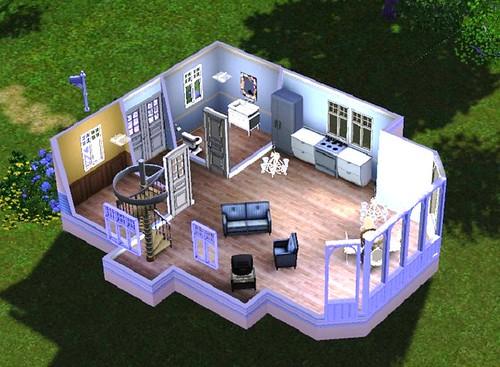 victorian starter for 2 2 das gro e sims 3 forum von und f r fans. Black Bedroom Furniture Sets. Home Design Ideas