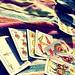 La gente se sorprende de lo increíblemente buena que soy jugando a las cartas ¡Pero es que lo soy! by Nazaret
