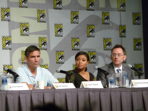SDCC 2011 - Person of Interest Panel 02
