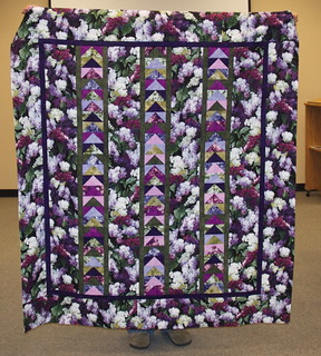 Betsy's Lilac Quilt