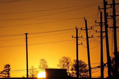 truck sunrise morningbacklight sungoodmorninghouston