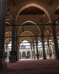 Islamic Cairo-Amr Ibn El-3As Mosque