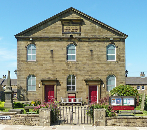 West Lane Baptist Church, Haworth