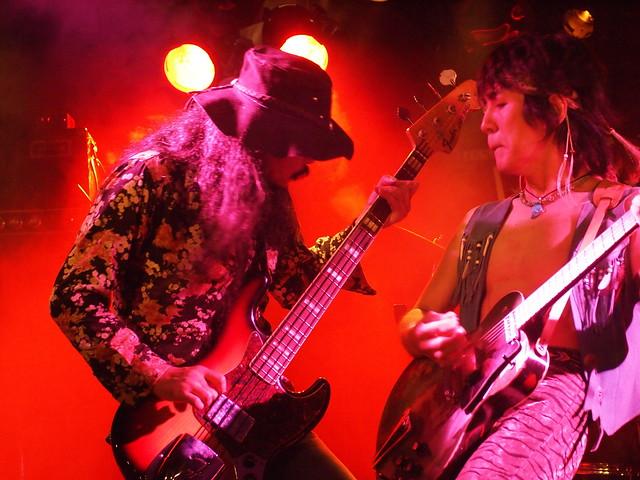 どファンク・マニアック live at Outbreak, Tokyo, 18 Sep 2011. 091