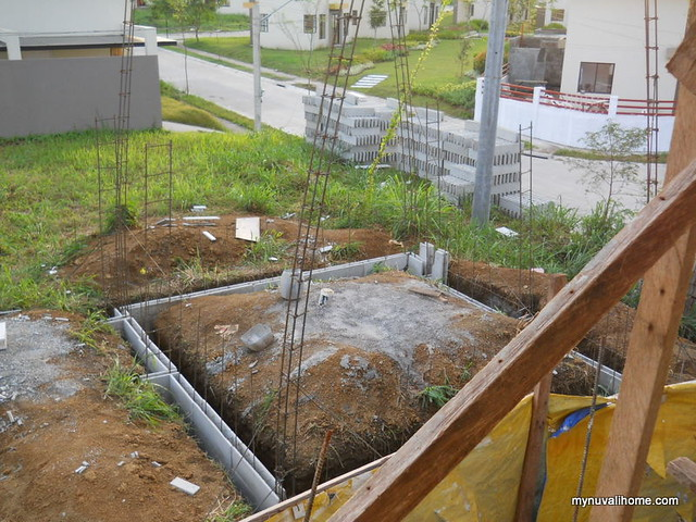 My Nuvali Home Construction Sept23,2011 (14)