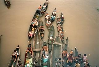 Pevas Peru Amazonas Boat