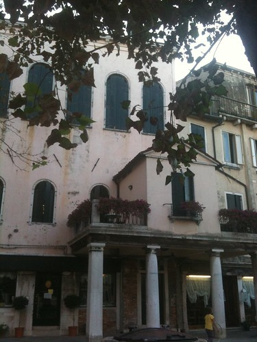 Barrio judío de Venecia
