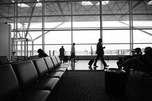 Stansted Airport picture by Flickr user udeyismail