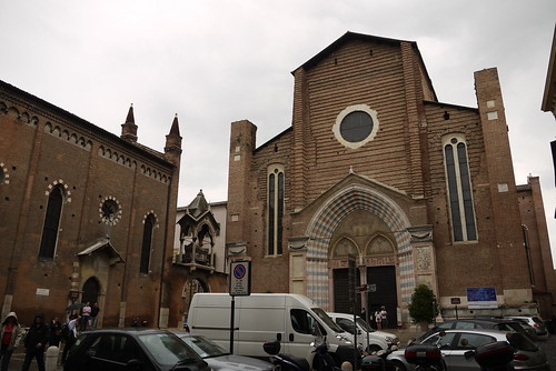 Chiesa di Sant'Anastasia 聖安娜斯塔斯教堂