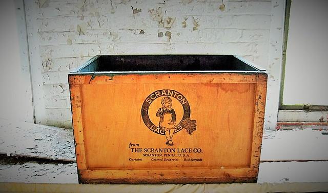 Abandoned Pennsylvania: Scranton Lace Logo