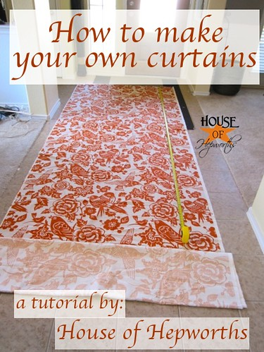 did you miss my diy curtains tutorial. Black Bedroom Furniture Sets. Home Design Ideas