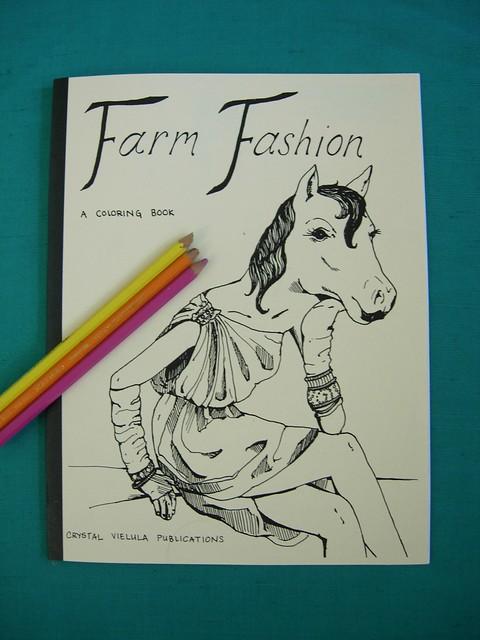 farm fashion cover green