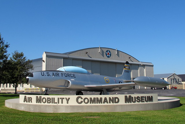 Air Mobility Command Museum T 33A Flickr Photo Sharing