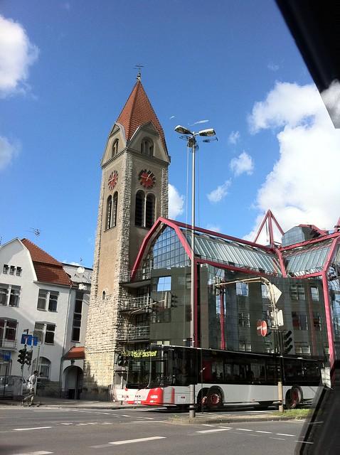 QUÉ HACER EN COLONIA: Iglesia en Colonia qué hacer en colonia - 6249151136 ccc6a9dc60 z - Qué hacer en Colonia, Alemania