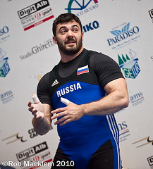 Berestov Dmitry RUS 105kg