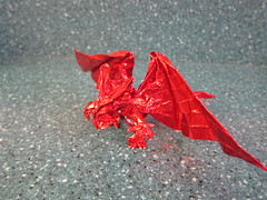 Paper Redwing 1 Photos | Chibi Dragon (Redwing) (2) | 975