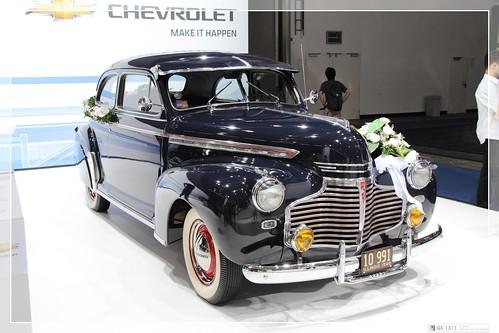 chevrolet car photo