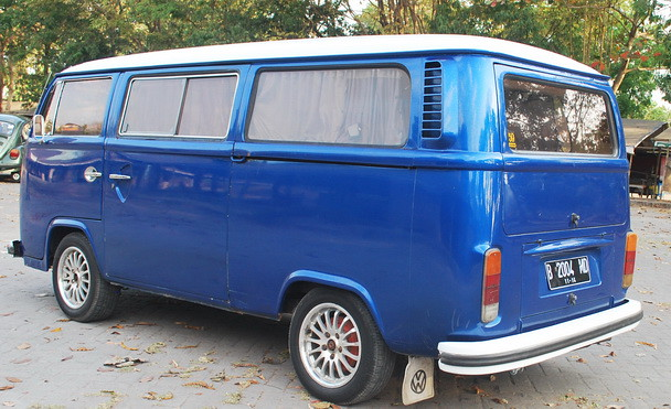 Image of Vw Kombi Modifikasi