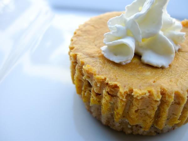 Mini Pumpkin Cheesecake | Flickr - Photo Sharing!