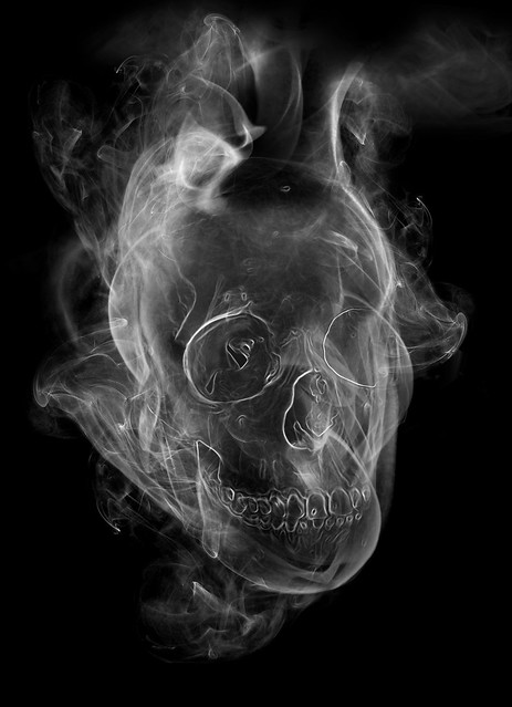Angle Finder App >> Smokey Skull | Flickr - Photo Sharing!