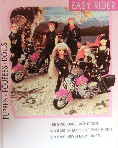 Steffi Love Booklet: Easy Rider Dolls