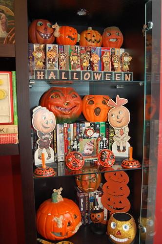 Halloween 2012 Countdown - Jack-o-Lanterns! - Jennifer Perkins