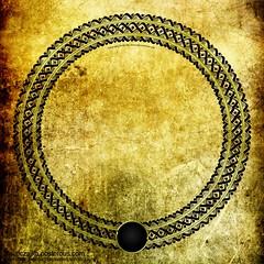 Circular Calligraphy Border - Full Texture Edition - Part 4