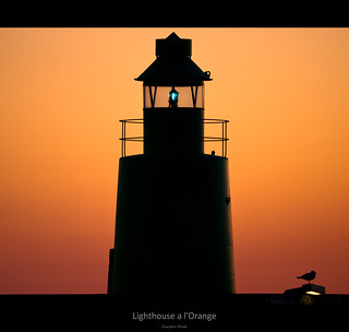 Lighthouse a l'Orange