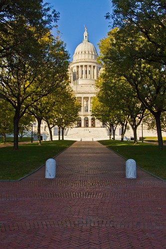 Statehouse Walk