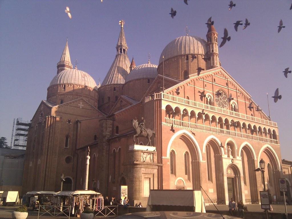 Basilica di Sant' Antonio - Padova, Italy