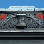 1899 Cast Iron Sign