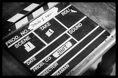 Clapperboard 2 | by willjackson.eu