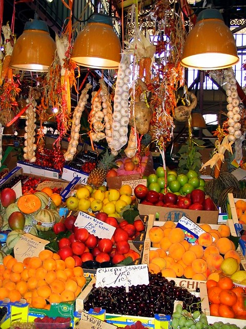 market in firenze