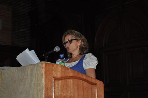 Keynote Speaker, Amy Sedaris by abbydid