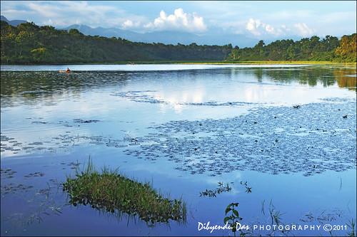 Lake Dalu, Silchar, Assam