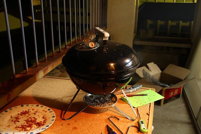 BBQ Setup