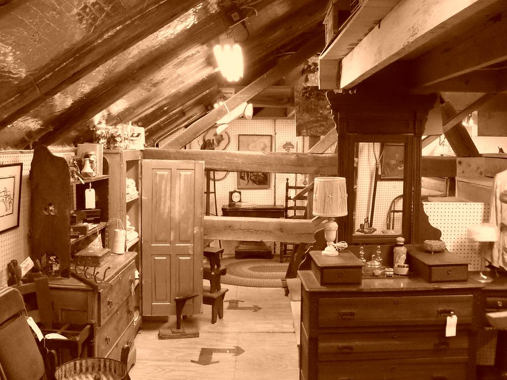 Antique Store.