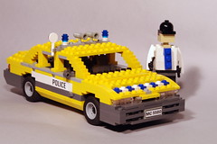 Holden VL Commodore - 1986 - Victorian Police Force