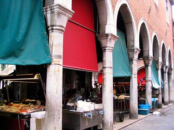 fish market venice
