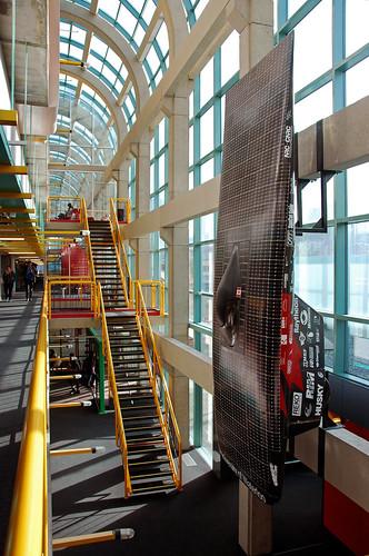 UW Davis Centre - #321/365 by PJMixer