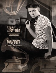 Male Winner of Solo Online Model Search 2011, Mehran Khaledi