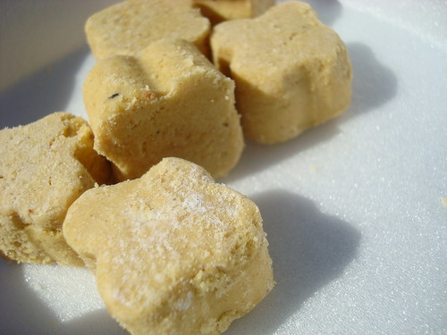 Chickpea cookies, Tabrizi bakery