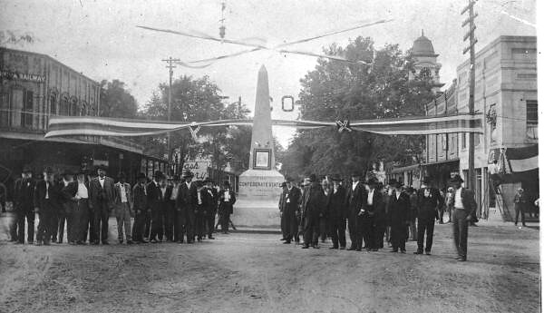 Live Oak (FL) United States  city photo : State convention of the United Confederate Veterans, 1909: Live Oak ...