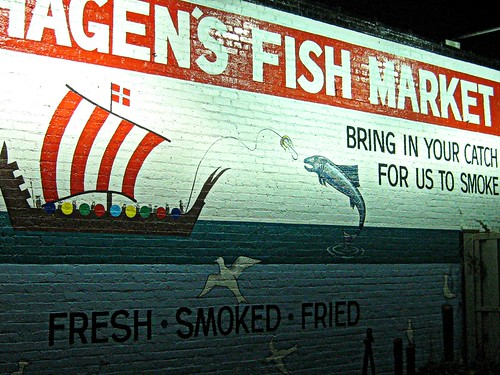 6406644291 27aabf2795 Hagens Fish Market: Seafood is Lovefood