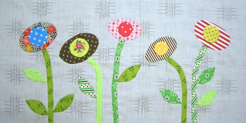 Month 8 - Applique Block #2