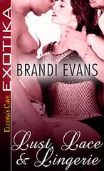 Brandi Evans-Lust Lace,Lingerie