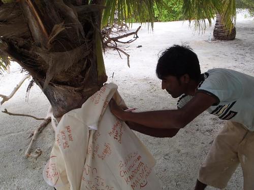 Roni, Guraidhoo, Maldives